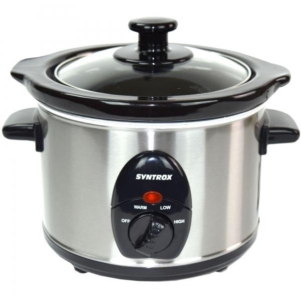 Dampfkocher Slow Cooker Dampfgarer Reiskocher Schongarer Crockpot