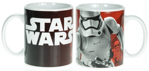 Star Wars VII Tasse Kaffeebecher Kaffeetasse Teetasse Stormtrooper