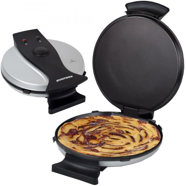 Crepesmaker Crespeseisen Crepespfanne Pancakemaker Omelettemaker Eierkuchenmaker