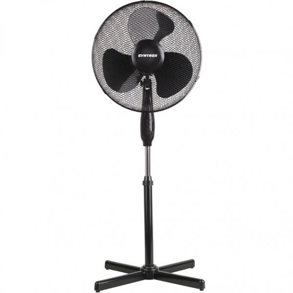 Standventilator Tischventilator Luftkühler 44 Watt leise