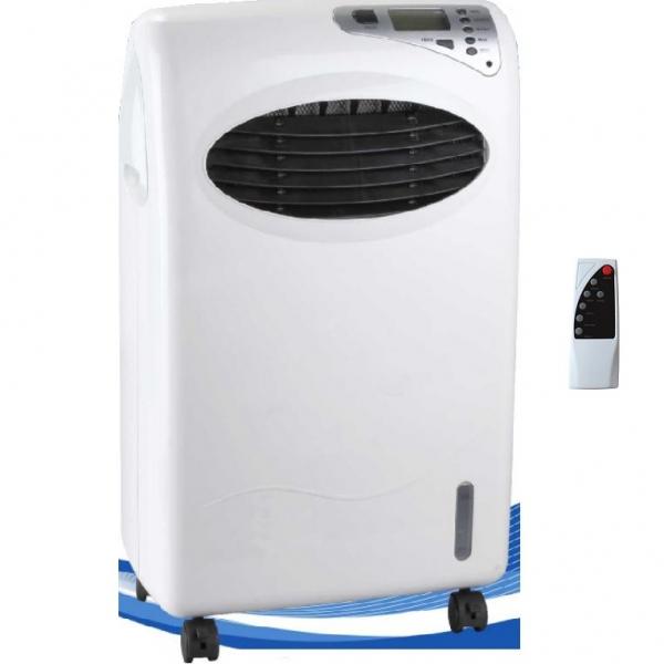 Standventilator Tischventilator Luftbefeuchter Ionisator mit Fernbedienung