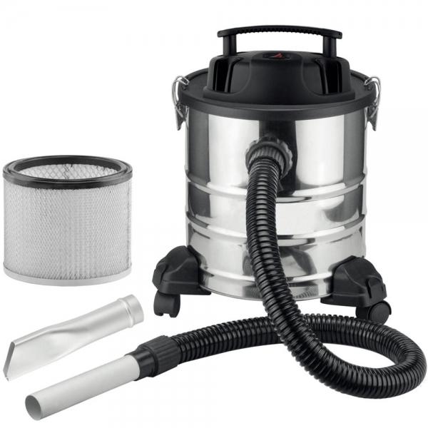 Aschesauger für Kamin Aschestaubsauger Feinstaubsauger 20 Liter