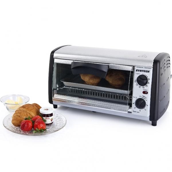 Ofen Mini-Backofen Mini Backofen Pizzaofen 1200W