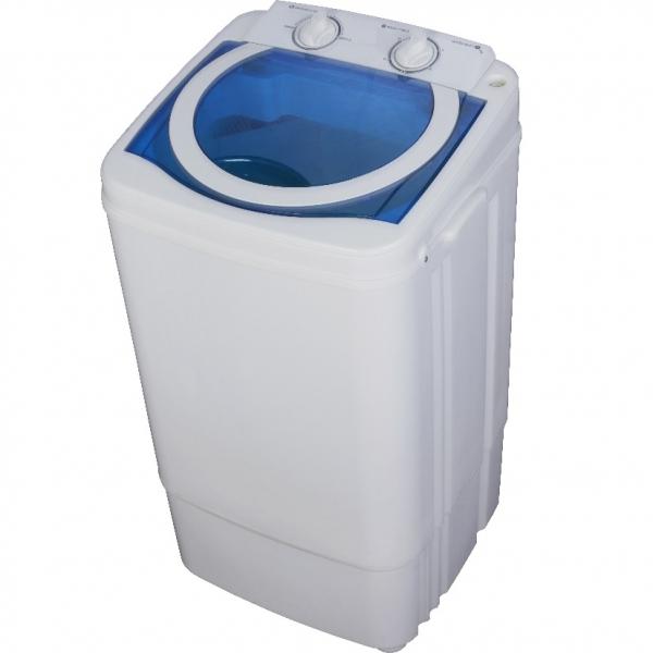 Toplader Schleuder Single Camping Kleine Klein Mini Waschmaschine 350W