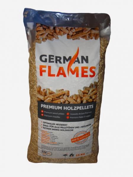 Holzpellets für Ofen / Heizung, Sackware, Heizpellets ENplus A1